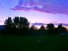 July 4th Richmond Park Sunset 2014 by Heavenly Ryan